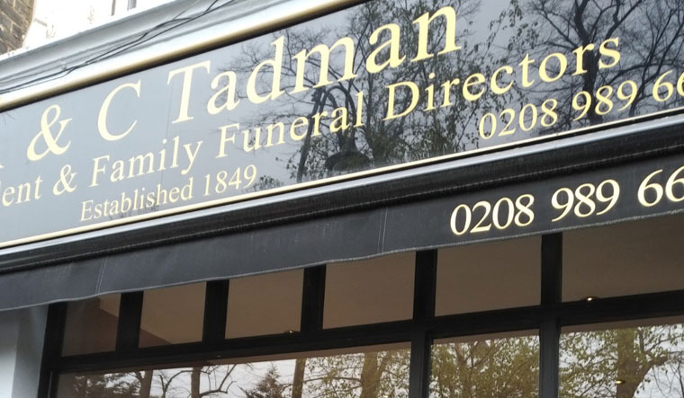 A&C Tadman - Shop Front Glass Window Repair - Misty Glaze