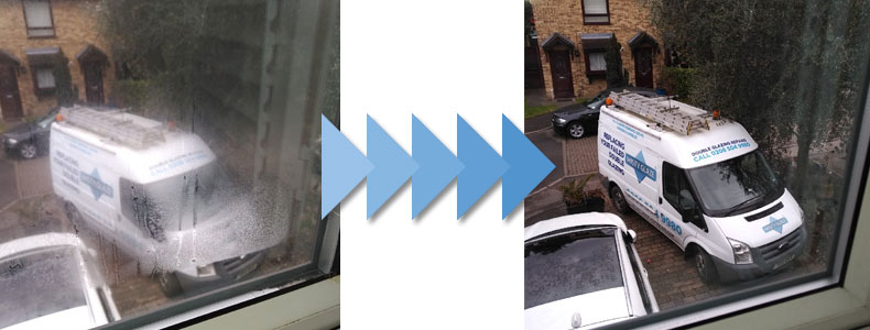 Window Condensation Problems - Misty Glaze - Enfield - Barnet