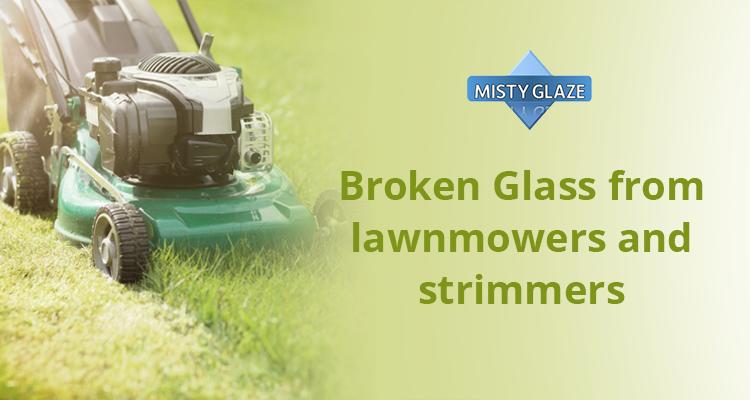 Broken Window Repairs - Misty Glaze