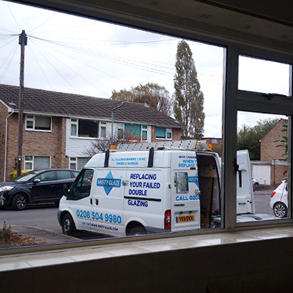 Condensation Window Removal - London - Essex - Misty Glaze