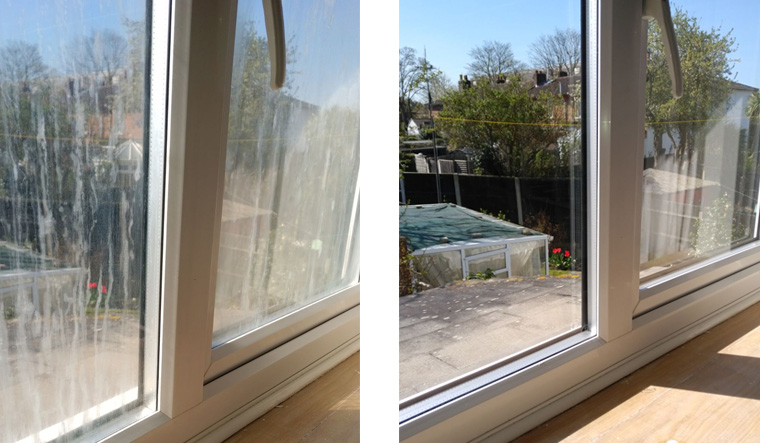Double Glazing Problems | Misty Glaze