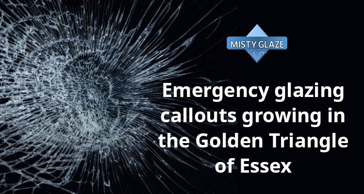 Emergency Glass Window Repair - Misty Glaze