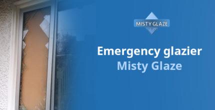 Emergency Glazier - Misty Glaze