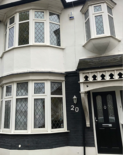 Energy Efficient Windows - London - Essex - Misty Glaze