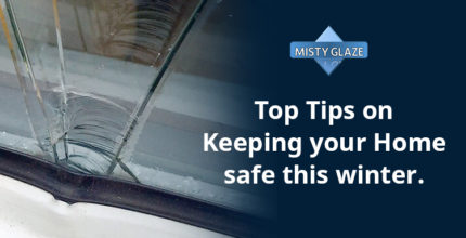 Home Safety - Winter Burglary - Misty Glaze