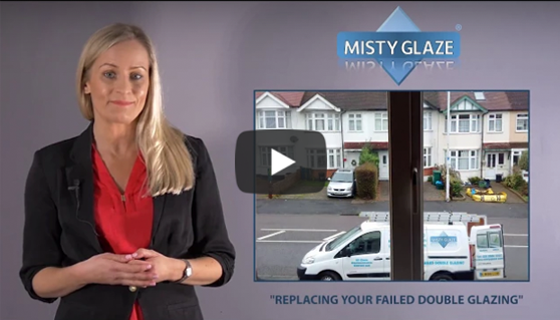 Replacing Failed Double Glazing - Video - Misty Glaze