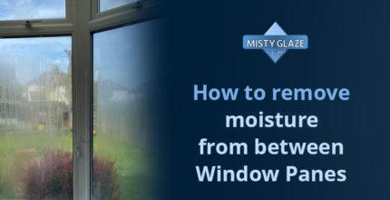 Moisture Between Panes - Essex - Misty Glaze