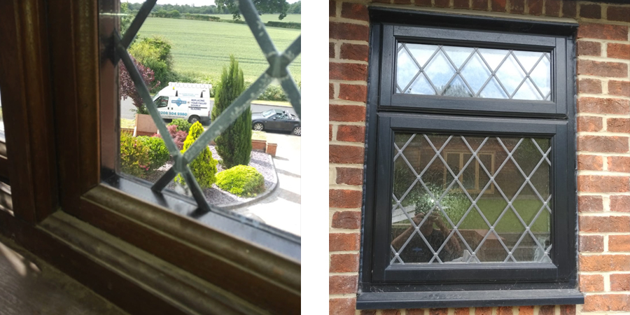 Replacement Window Services - Chigwell - Essex - Misty Glaze