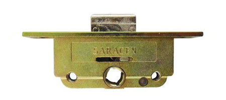 Saracen Window Deadbolt Gearbox - Misty Glae