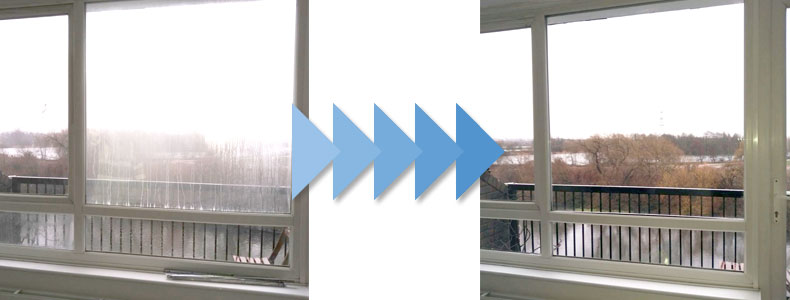 uPVC double glazing repair