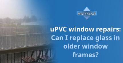 uPVC window repairs ex-council property Walthamstow
