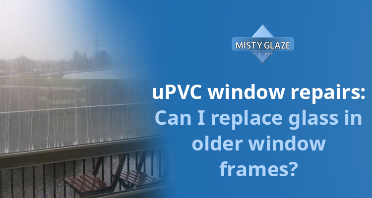 uPVC window repairs ex-council property Walthamstow