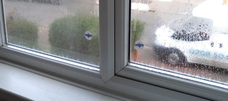 Window Condensation Problems - Brentwood - Essex