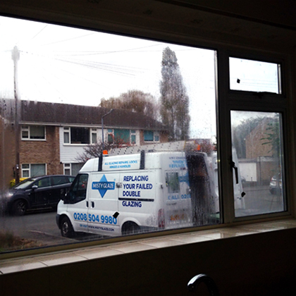 Window Condensation Removal - London - Essex - Misty Glaze